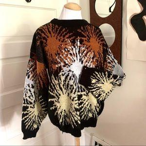 Vintage Firework Sweater